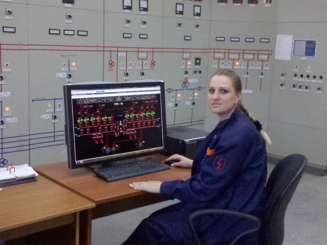 Управление энергоресурсами в реальном времени
